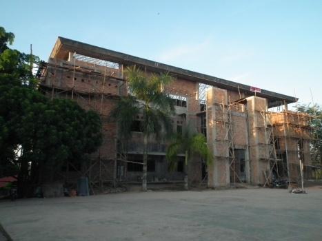 Proyek Pembagunan Kantor Pusat Muhammadiyah